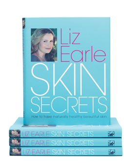 Book - Liz Earle Skin Secrets